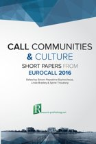 Call Communities and Culture - Short Papers from Eurocall