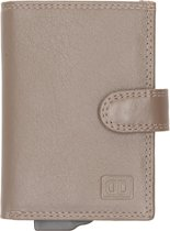 Double-D Jaipur Creditcardhouder - Taupe