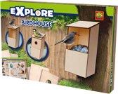 SES Explore vogelhuisje
