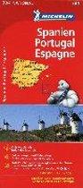 Michelin Spanien / Portugal 1 : 1.000 000