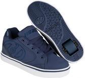 Heelys Rolschoenen Vopel Navy - Sneakers - Kinderen - Maat 32 - Blauw/Wit