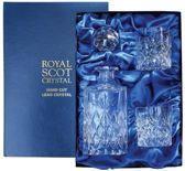 Royal Scot Crystal Kintyre Decanter-Set
