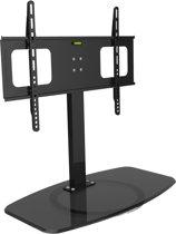 My Wall tafelstandaard voor schermen tot 65 inch / draaibare voet / zwart