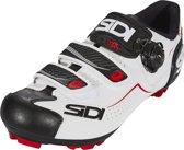 Sidi Trace Schoenen Heren, white/black/red Schoenmaat EU 46