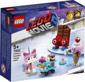LEGO The Movie 2 De Allerliefste Vrienden van Unikitty! - 70822