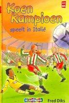 Koen Kampioen - Koen Kampioen speelt in Italië