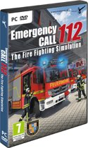 Emergency Call 112 - The Fire Fighting Simulation - PC