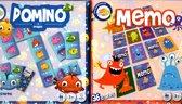 memo- domino set kinderen + 3 jaar