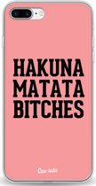 Casetastic Softcover Apple iPhone 7 Plus / 8 Plus - Hakuna Matata Bitches