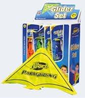 Paraglider set
