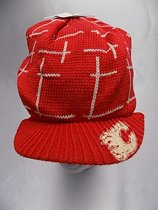 Reebok Retro Sport knitted hat Calgary Flames