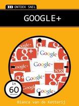 Ontdek snel - Google plus