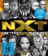 NXT - Greatest Matches Vol. 1 (Blu-ray)