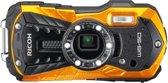 Ricoh WG-50 Kit oranje + neopreentas + floating strap