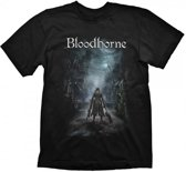 Bloodborne T-Shirt Night Street