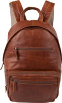 Cowboysbag Backpack Healy 15.6 Inch - Cognac