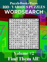 PuzzleBooks Press - WordSearch - Volume 2