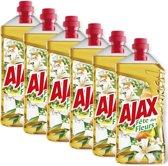 Ajax Fête des Fleurs Sinaasappelbloesem allesreiniger 6 x 1L
