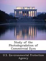 Study of the Photodegradation of Commercial Dyes