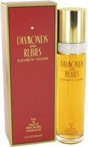 Elizabeth Taylor Diamonds & Rubies - 100ml - Eau de Toilette