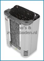 9,0 kW Sawo Cumulus oven CML-90NS-NR