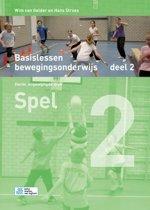 Basislessen bewegingsonderwijs 2 spel