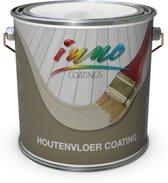 Hout vloercoating - Coating voor houten vloer - Transparant - 2,5 Kilo