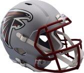 Riddell DeLuxe Replica Helmet BLAZE Falcons American Football Helm