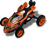 Racetin Micro Stunt - RC Auto - Oranje
