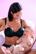Anita Maternity - Voedingsbh Beugel 5068 - Zwart -
