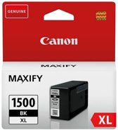 CANON PGI-1500XL BLACK TRIPLE PACK BLISTERED WITH SECURITY