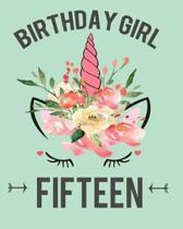 Birthday Girl Fifteen