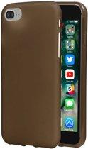 Wicked Narwal   TPU Hoesje voor iPhone 7/8 Grijs