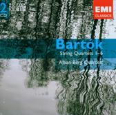 Alban Quartett Berg - Bartok String Quartets