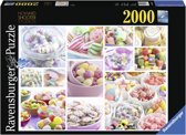 Ravensburger Sweets - Puzzel van 2000 stukjes