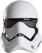"""""""Stormtrooper - Star Wars VII™ masker 1/2 voor volwassenen  - Verkleedmasker - One size"""""""