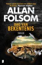 Boek cover Dag van bekentenis van Allan Folsom