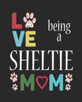 Love Being a Sheltie Mom