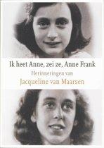 Ik heet Anne, zei ze, Anne Frank + dvd