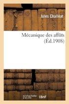 M�canique Des Aff�ts