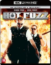 Hot Fuzz - 4K Ultra HD