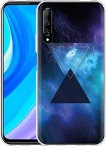 Huawei P Smart Pro Hoesje Space