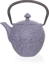 Cosy&Trendy Pear Theepot - 0.33 l - Gietijzer - Roze