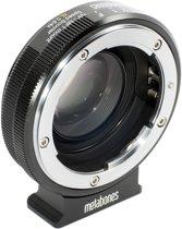 Metabones Nikon G naar Micro Four Thirds T Speedbooster XL 0.64x