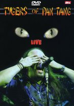 Tygers Of Pan Tang - Live (dvd)