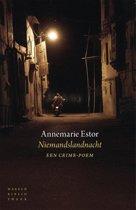 Boekomslag van 'Niemandslandnacht'