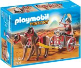 Playmobil Romeinse strijdwagen met tribuun