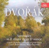 Serenades In E Major And In D Minor