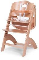 Childwood Meegroeistoel Lambda Chair met eetblad - houtkleurig
