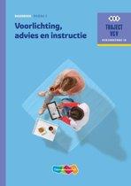 Traject V&V 16 - Voorlichting, advies en instructie Basisboek niveau 3